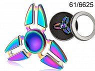 Metal Crazy Gyro Spinner - Rainbow 1