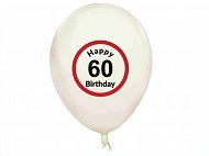 Balony - 60 Happy brithday