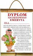 Prezenty Dla Emeryta Emerytki Smiesznyskleppl