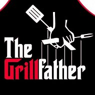 Kpl. Fartuch + rękawica - The Grillfather