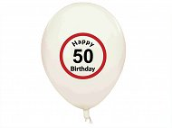 Balony - 50 Happy brithday