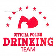Koszulka - Official Polish Drinking Team