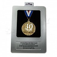 Medal - 30 Something gold medal