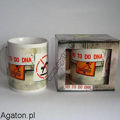 Kubek Trepps - no to do dna, a na dnie fusy.